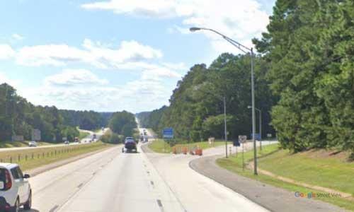 ga i20 rest area westbound mile marker 181